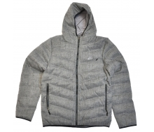 Cascade Down Hooded Jacket