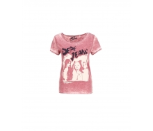 Jeans ladies t-shirt ERIKA new Pink Col. 2014